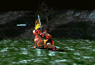 Screenshot Thumbnail / Media File 1 for Bushido Blade 2 [U]